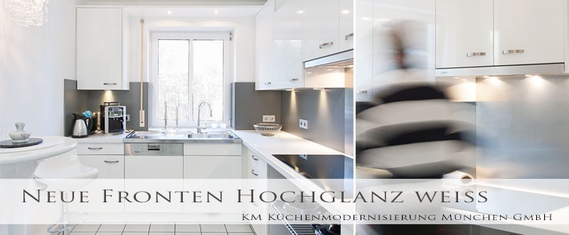 Küchenrenovierung münchen  Kuechenrenovierung - der clevere Weg zur schoenen Kueche